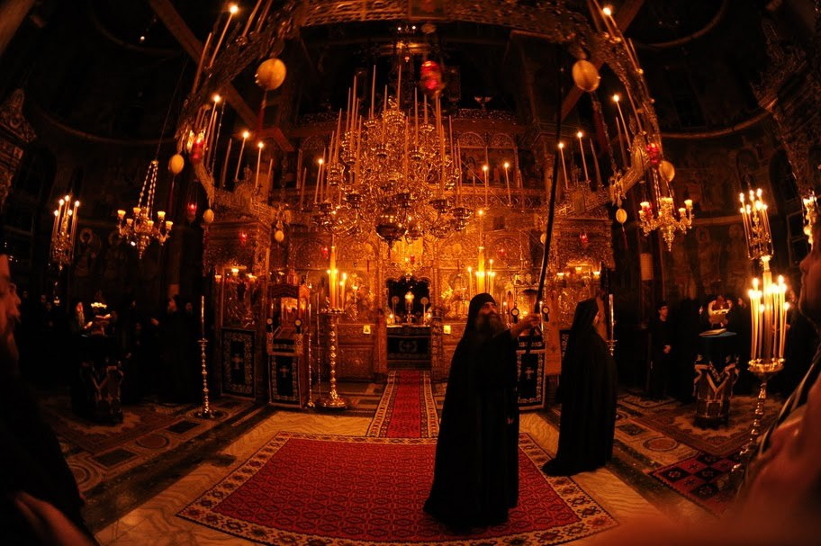 paisios-Monastery-chruch-interior-monks-900-500