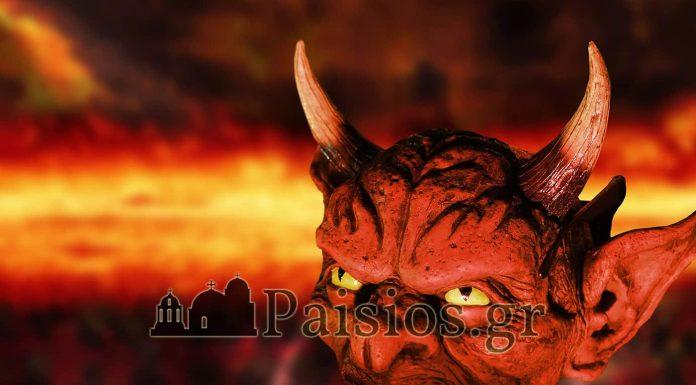 o-theos-epitrepei-ton-diavolo-na-mas-talaipwrei-timwrei-xristos-satanas-pantodynamos-paisios-agios-